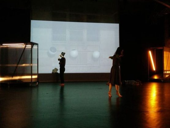 "Theater Strahl: ""Traumlabor"". Copyright: Susanne Gietl/Kulturschoxx"