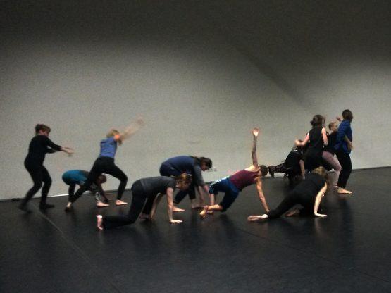 Workshop für Lehrerinnen. Foto: Cornelia Baumgart