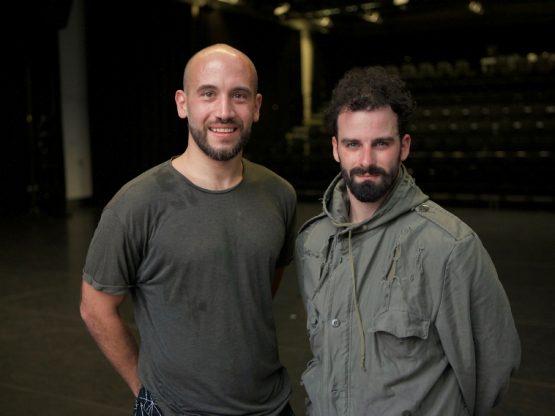 Moe und Adri von Iron Skulls. Foto: Roberto Duarte