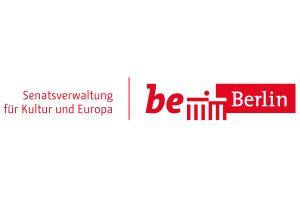 Purple Förderer 2019 Logo Senatsverwaltung Kultur und Europa