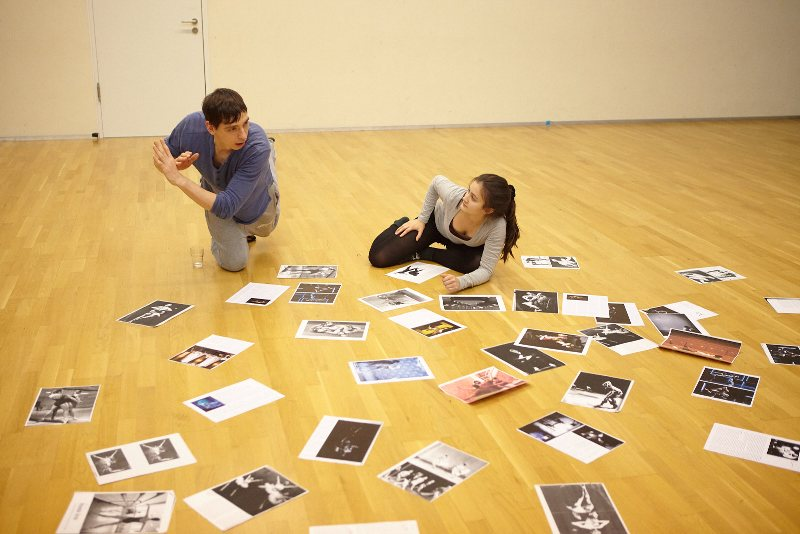 Workshop für Lehrerinnen. Copyright: Roberto Duarte