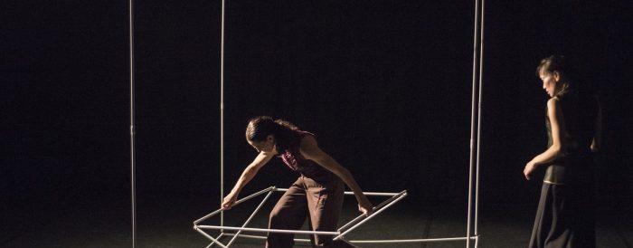 """objects"" in der TanzTangente. Foto: Kim Lena Sahin"