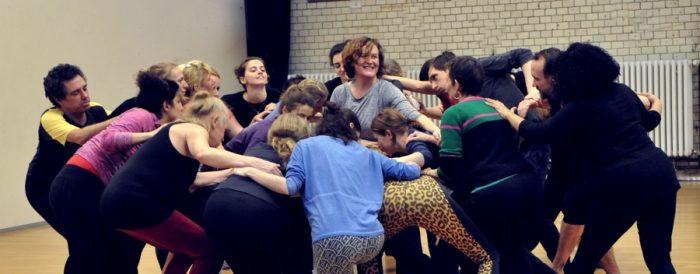 Workshop für Lehrer*innen. Foto: Marion Borriss